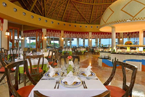 Restaurants & Bars - Iberostar Selection Playa Mita - Puerto Vallarta - All-Inclusive Resort
